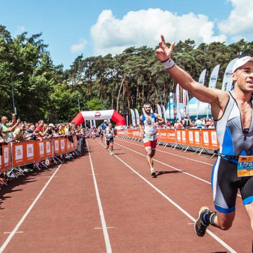 Startuje JBL Triathlon Sieraków 2016