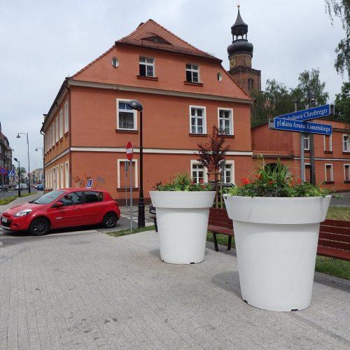 Kingsize w Lesznie – miasto pięknieje na lato