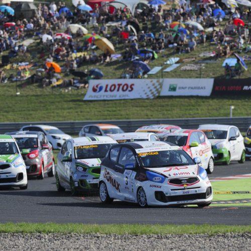 KIA LOTOS RACE 2016 – 3. runda na torze w Poznaniu