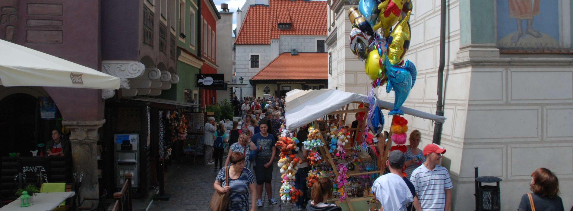 Poznań – blisko 100 straganów i weekendowe imprezy na Jarmarku Świętojańskim