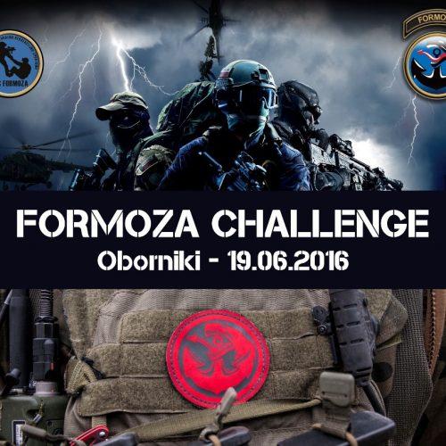 Oborniki Wlkp – Formoza Challenge – jedyny taki survival