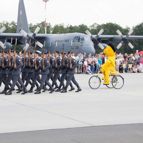 Powidz – święto 3. Skrzydła Lotnictwa Transportowego