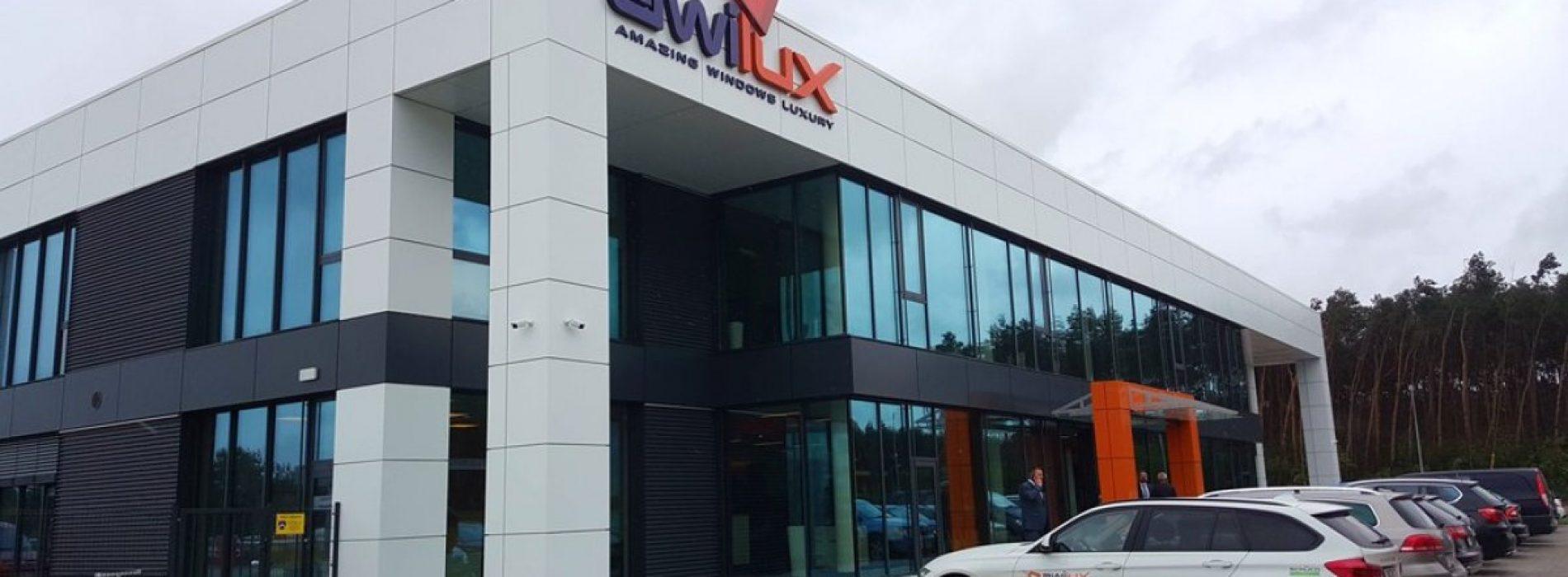 W Lesznie powstały nowe hale  największego w Polsce producenta stolarki okiennej i drzwiowej
