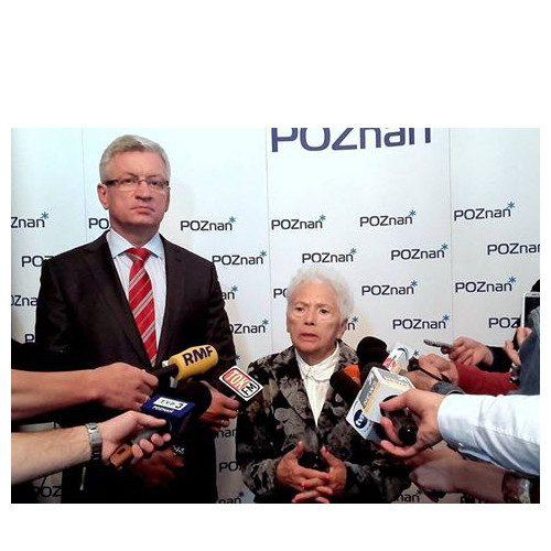 """Prezydent Poznania – Oddzielmy poległych w walce o """"wolność i chleb"""" od ofiar tragicznej katastrofy"""