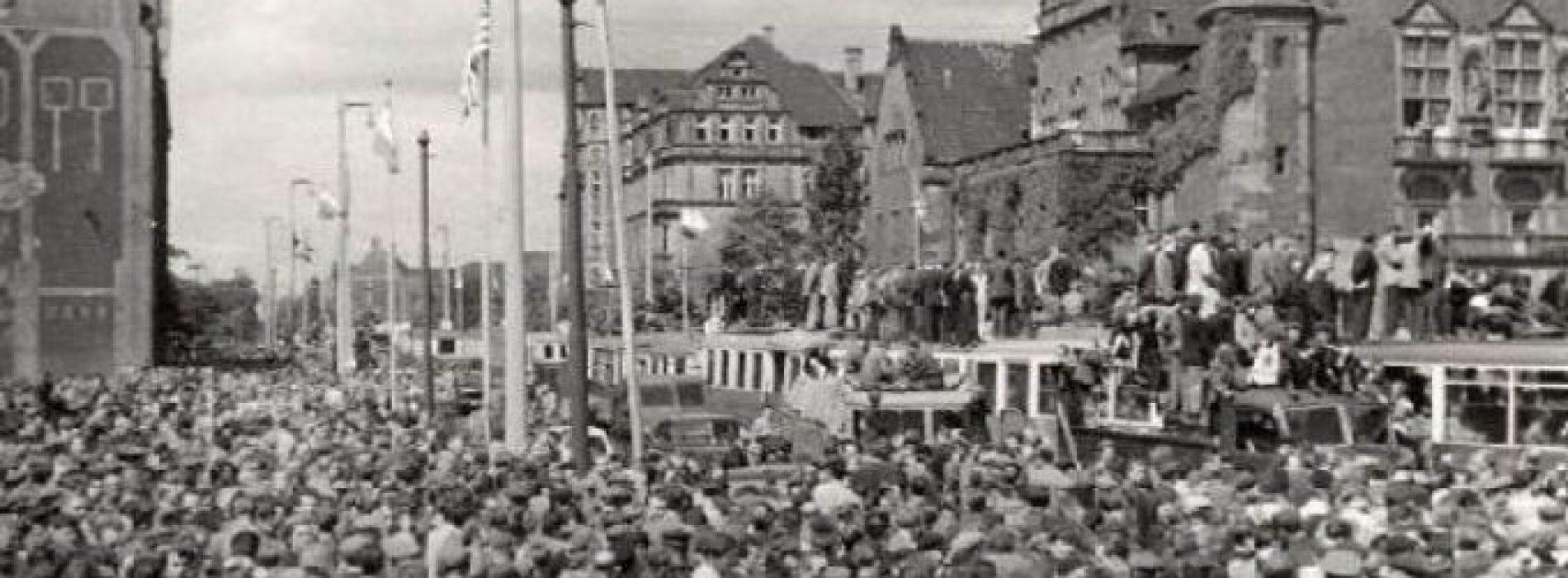 Czas wyjątkowych emocji – trwają obchody Poznańskiego Czerwca 1956 r. (aktualizacja)