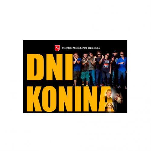 Kino plenerowe, koncerty, sport – Dni Konina w ten weekend