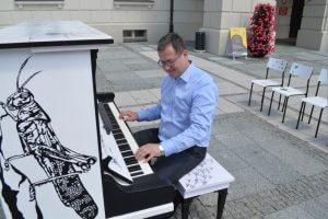 kalisz - pianina prezydent