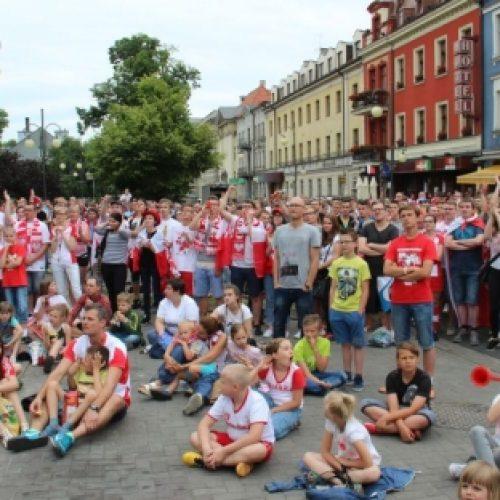 Mecz Polska – Niemcy większość Wielkopolan obejrzy w domach