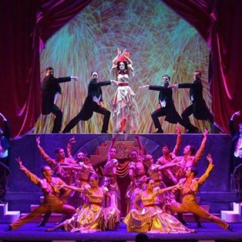 Jutro w Pile Teatr Narodowy Operetki Kijowskiej