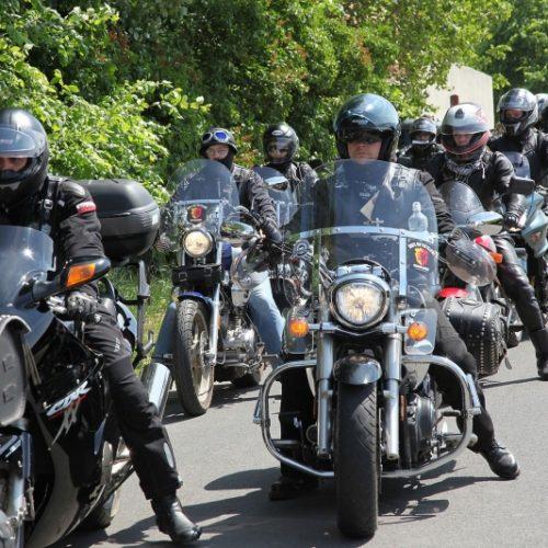 Kalisz Zawodzie – motocykliści spotkali się na XIV Salve
