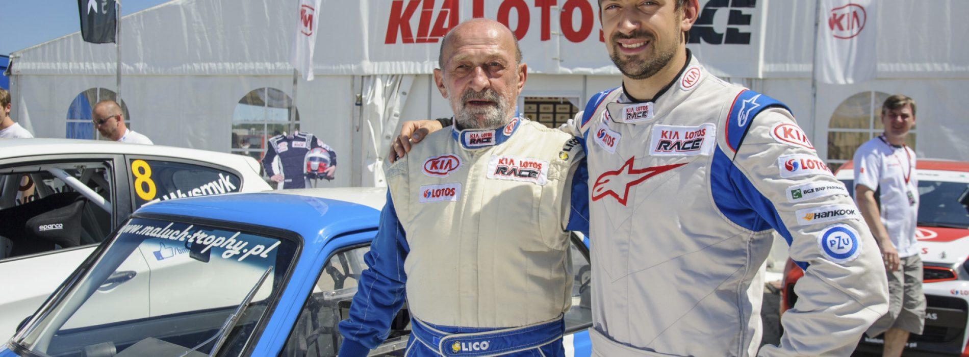 KIA LOTOS RACE 2016 – Karol Urbaniak niepokonany