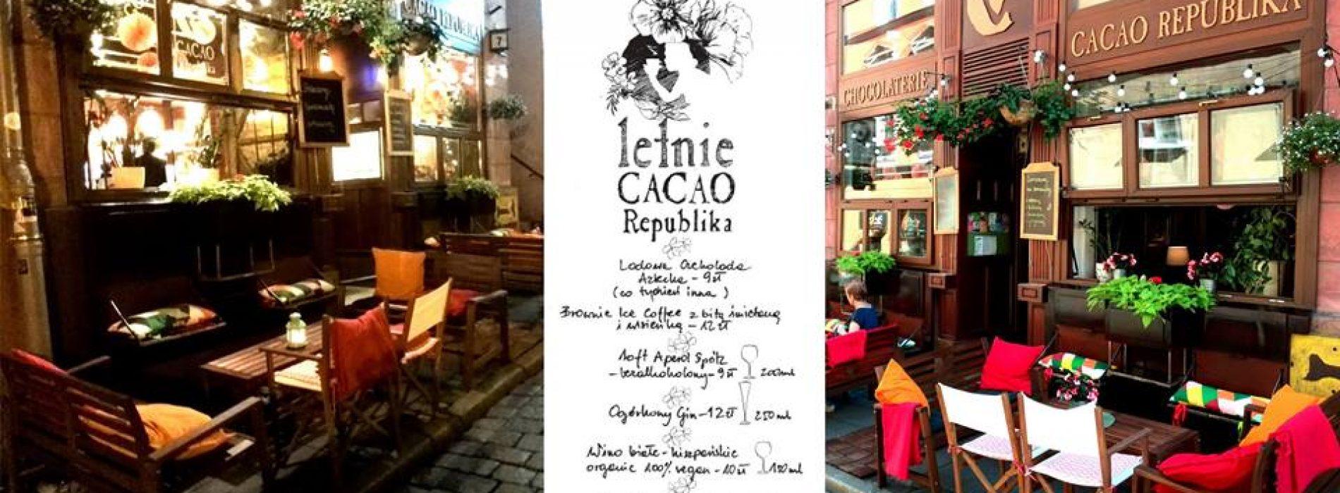 Dużo, smacznie, w dobrym stylu – Cacao Republika