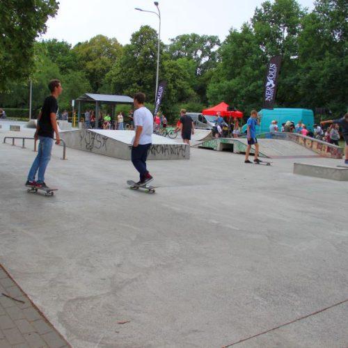 Kaliszanie mają nowy skatepark