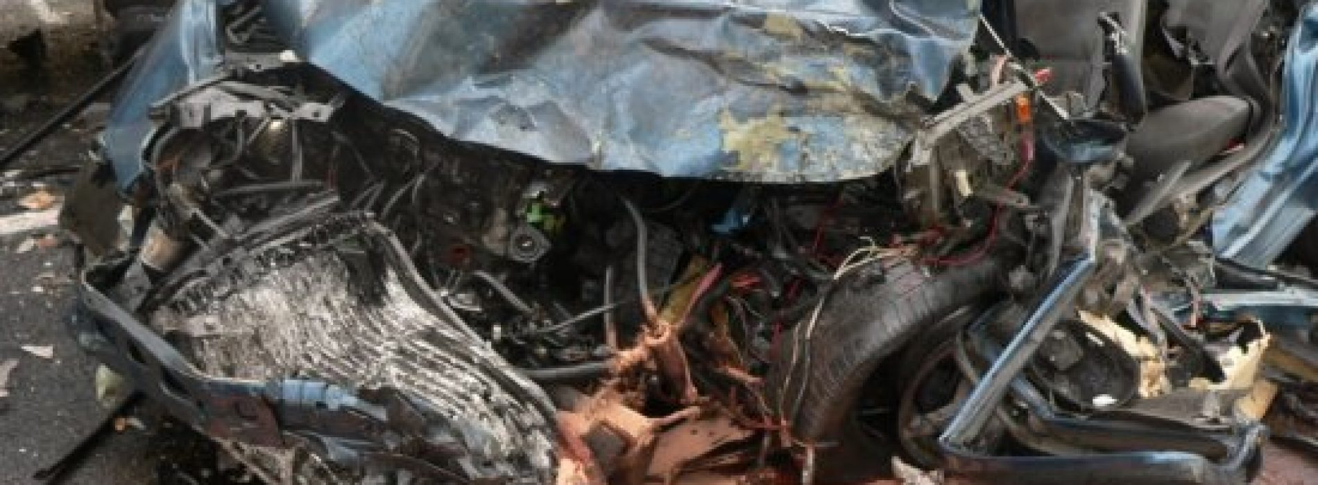 Tragiczny wypadek pod Lesznem