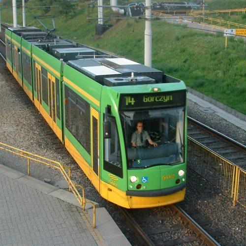 Poznań – od dziś nie kursują tramwaje na odcinku ul. Głogowskiej