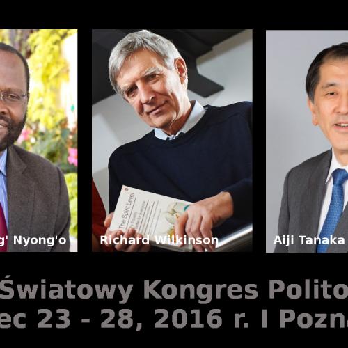 Poznań – zbliża się Światowy Kongres Politologów