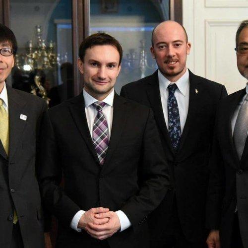 Japończycy chcą współpracować z Poznaniem