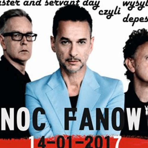 Noc z Depeche Mode w Poznaniu – także w tym roku