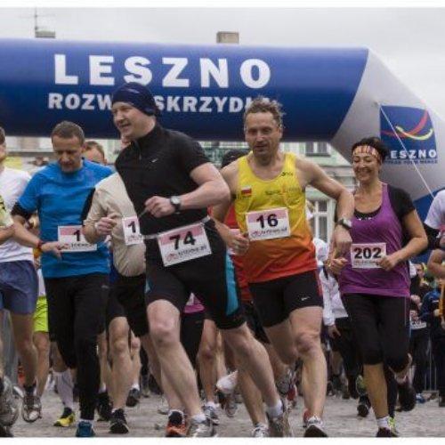 19 marca II Półmaraton Leszczyński Duda-Cars