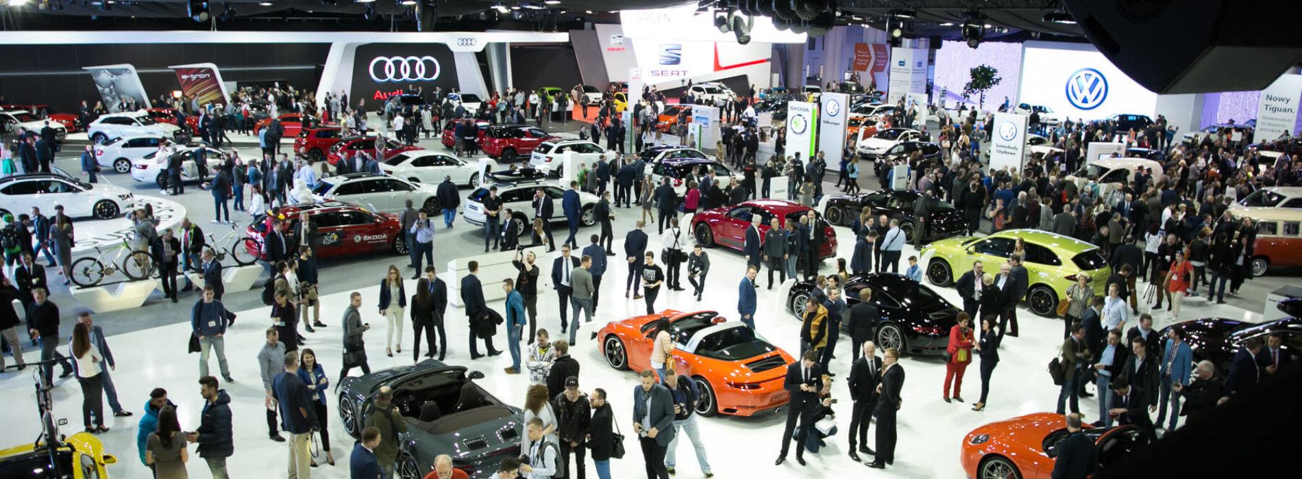 Poznań Motor Show 2017 – dziś wielkie otwarcie, a jutro?