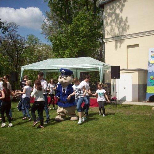 """""""MAJÓWKA U ZAMOJSKICH"""" – RODZINNY FESTYN Z BEZPIECZEŃSTWEM W TLE"""