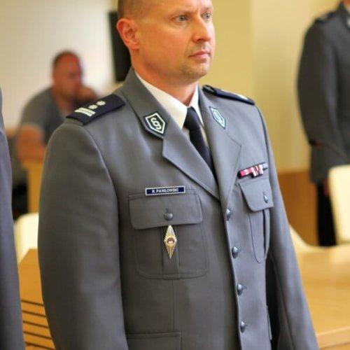 MŁ. INSP. RAFAŁ PAWŁOWSKI W KIEROWNICTWIE WIELKOPOLSKIEJ POLICJI