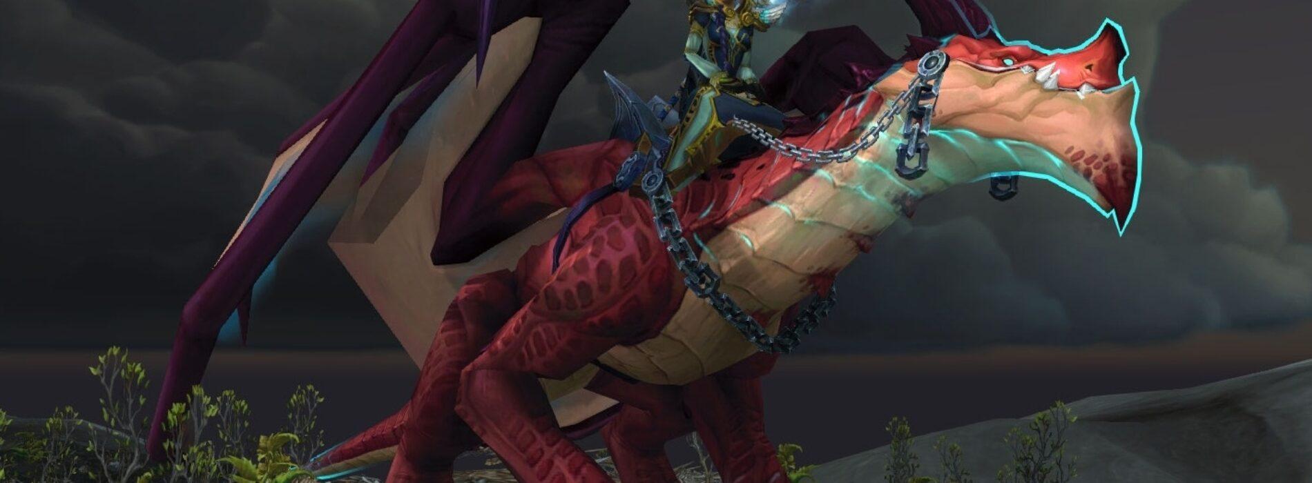 World of Warcraft Valarjar Stormwing Mount – Poradnik